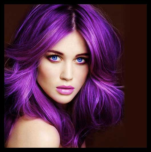 Hair Colors: 20 Hot Color Hair Trends