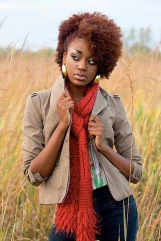 Image result for natural african hair