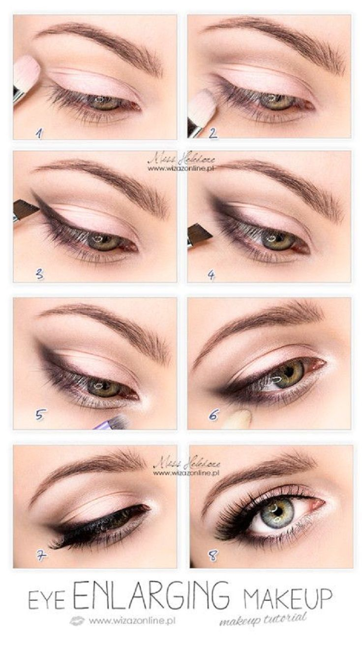 Eyeshadow Tutorial Videos: 17 Best Light Smoky Eye Makeup Tutorials For Summer