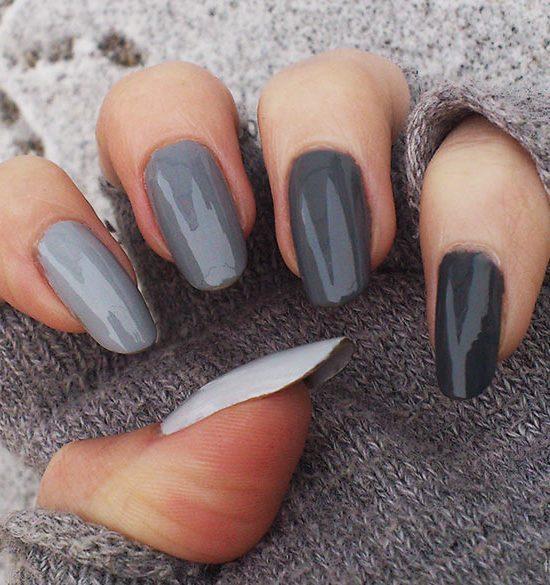 Grey Nail Hues