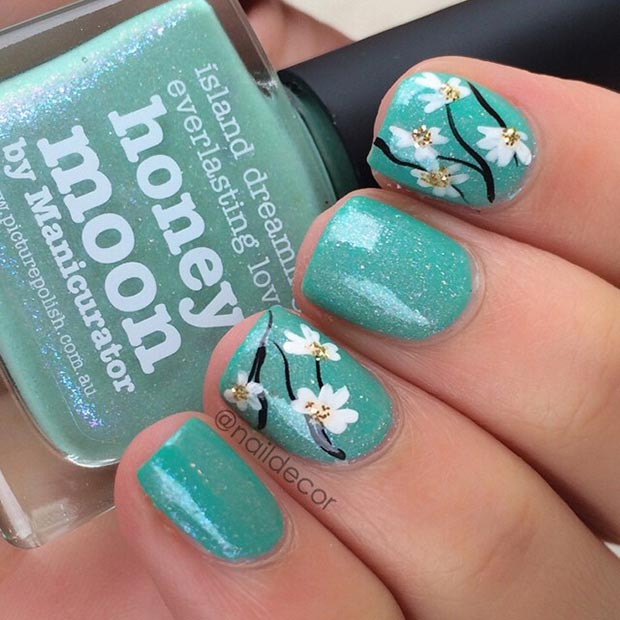 Short Nails Design Ideas 2016