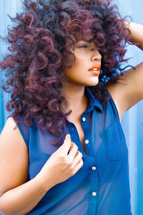 20 Mesmerizing Winter Hair Trends For Black Hair Styles