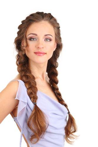 17 Chic Double Braided Hairstyles Crazyforus