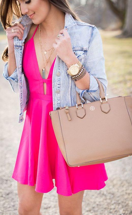 Stylish Ways to Wear Pink This Summer