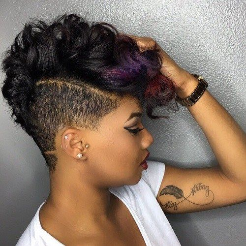 23 Pretty Hairstyles for Black Women - African American Hair Ideas