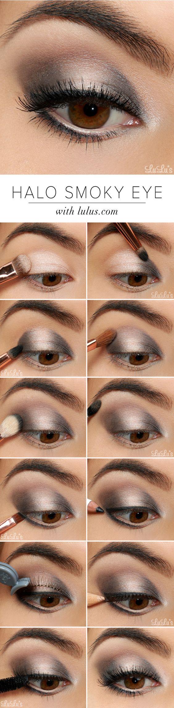 32 easy step by step eyeshadow tutorials for beginners