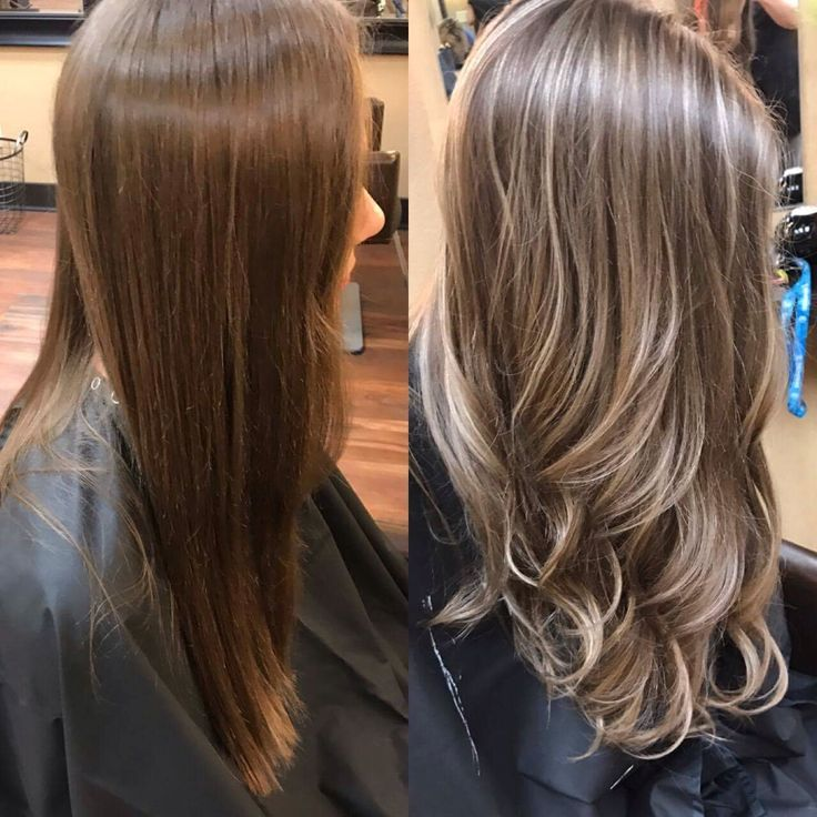 Changing Blonde Hair Light Brown