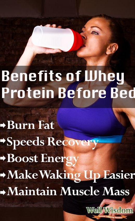 10. Whey Proteins