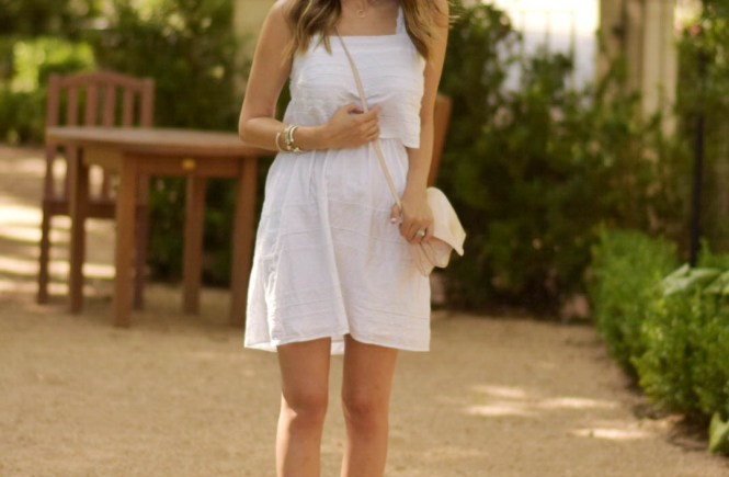 lwd, little white dress