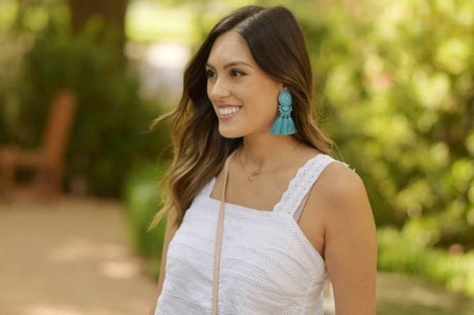 lwd, little white dress, tassel earrings