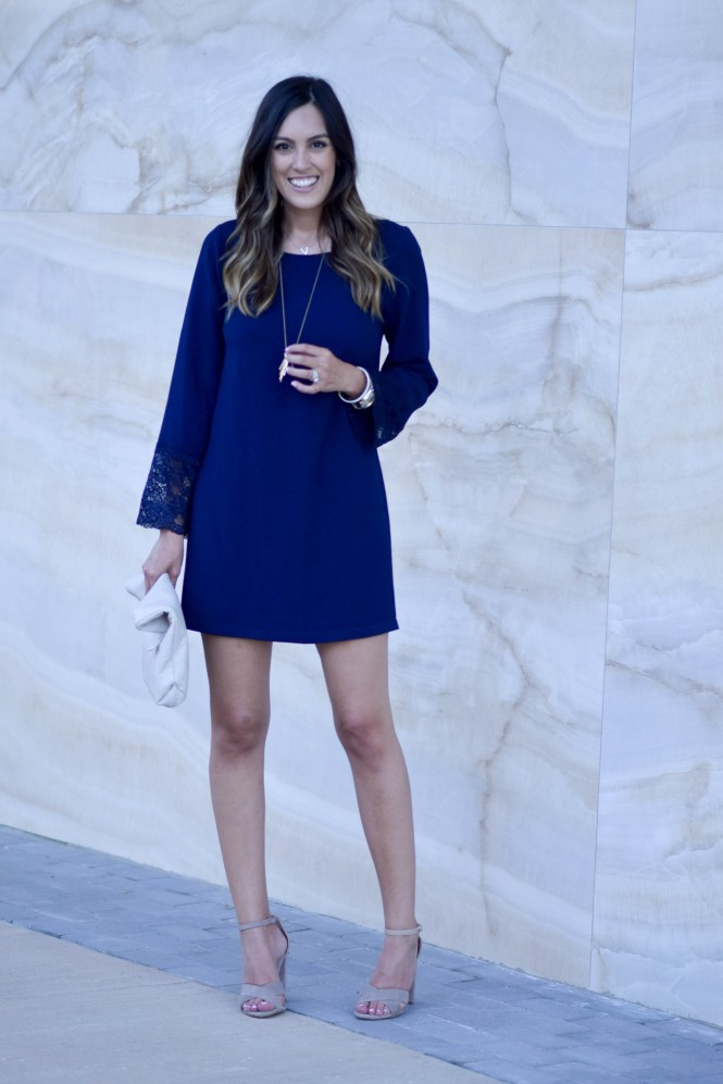 Style The Girl CC Blue Dress 9