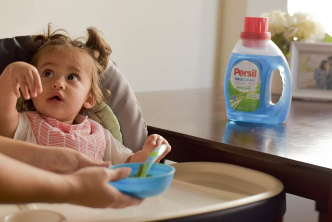 Style The Girl Persil Proclean