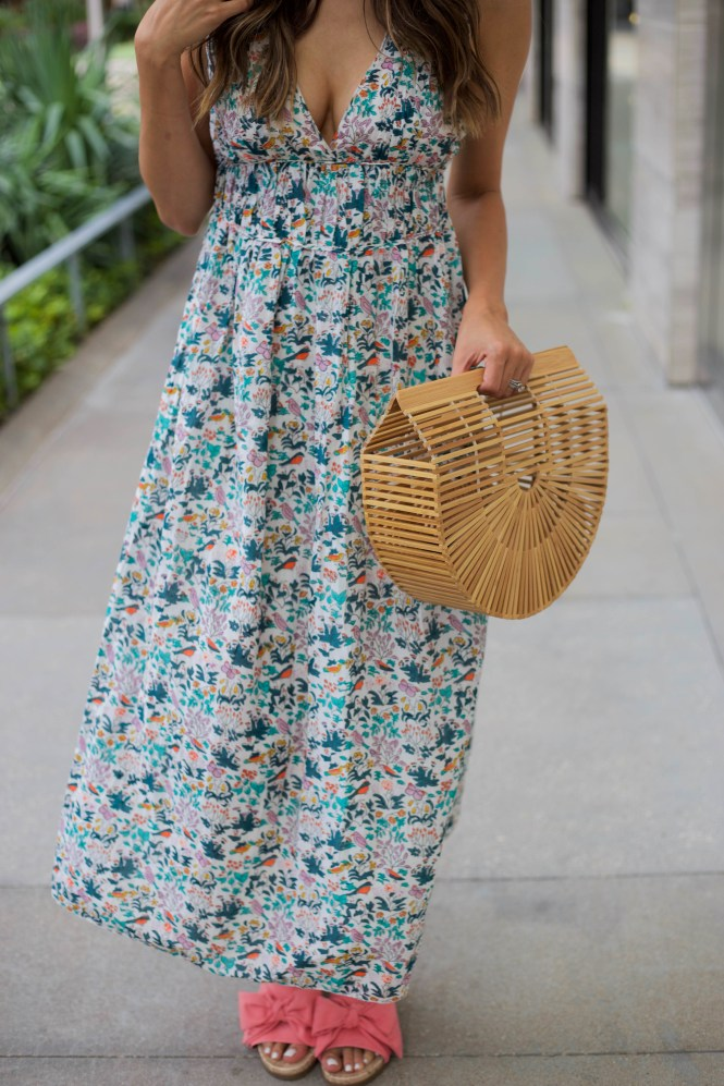 Style The Girl RRR Floral Maxi Dress