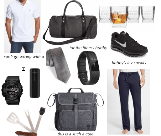 Style The Girl Fathers Day Gift Guide