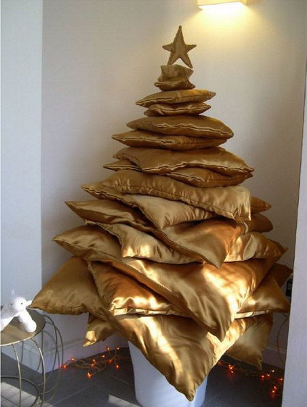 23 christmas tree decorating ideas - 30 Creative Christmas Tree Decorating Ideas