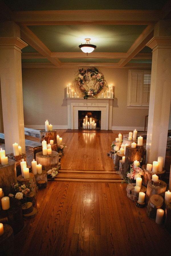 12 creative winter wedding ideas - 15 Creative Winter Wedding Ideas