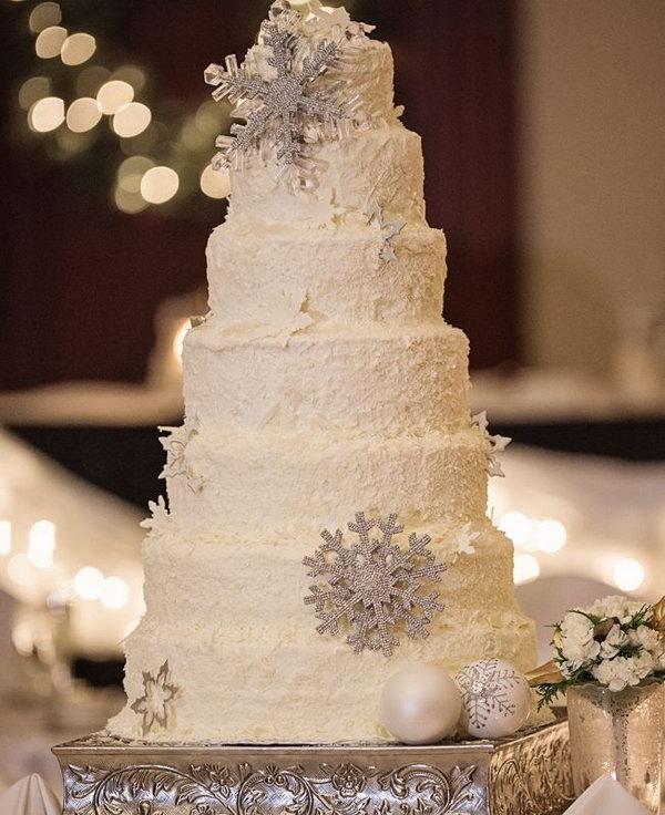 13 creative winter wedding ideas - 15 Creative Winter Wedding Ideas