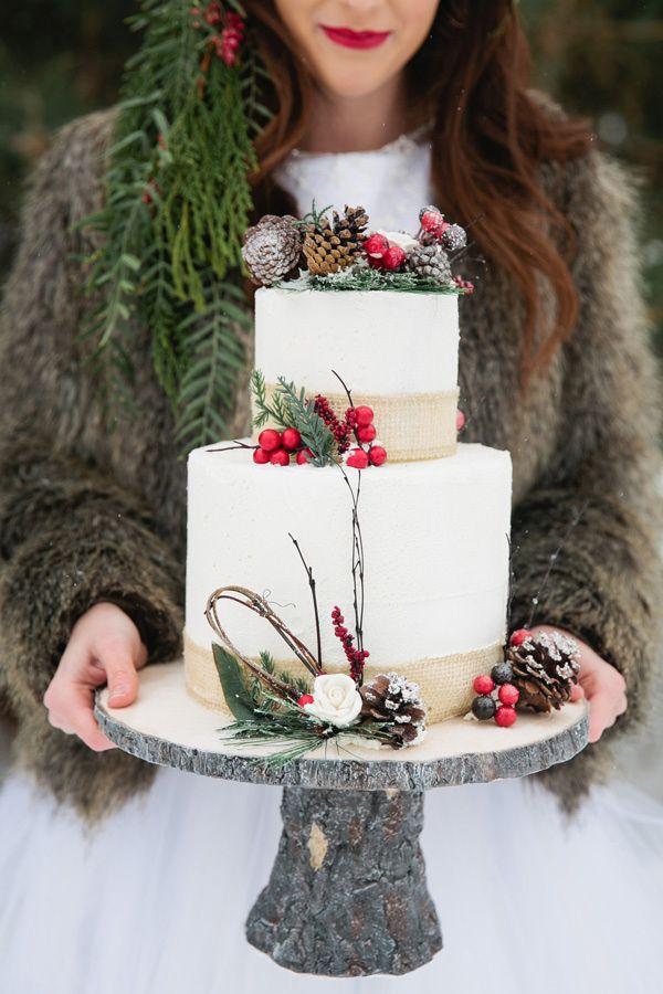 14 creative winter wedding ideas - 15 Creative Winter Wedding Ideas