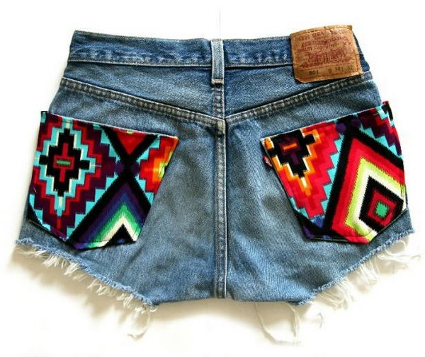 12 diy summer shorts - 20 Cool DIY Shorts Ideas for Girls