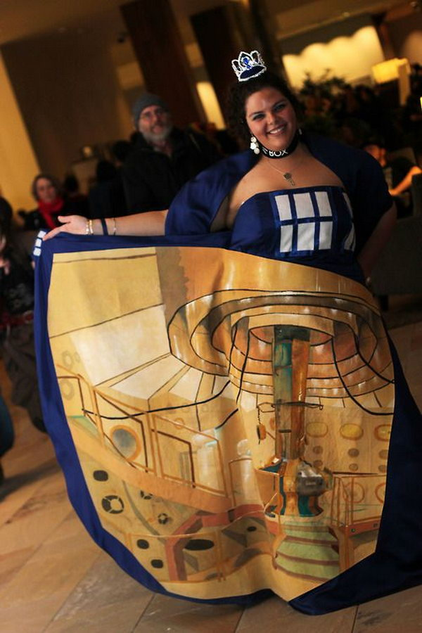 13 doctor who tardis - Doctor Who or TARDIS Designs and Ideas
