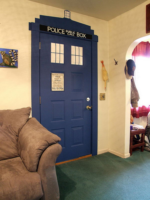 14 doctor who tardis - Doctor Who or TARDIS Designs and Ideas