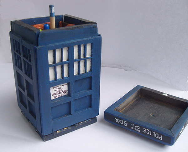 15 doctor who tardis - Doctor Who or TARDIS Designs and Ideas