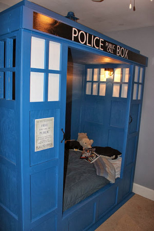 2 doctor who tardis - Doctor Who or TARDIS Designs and Ideas