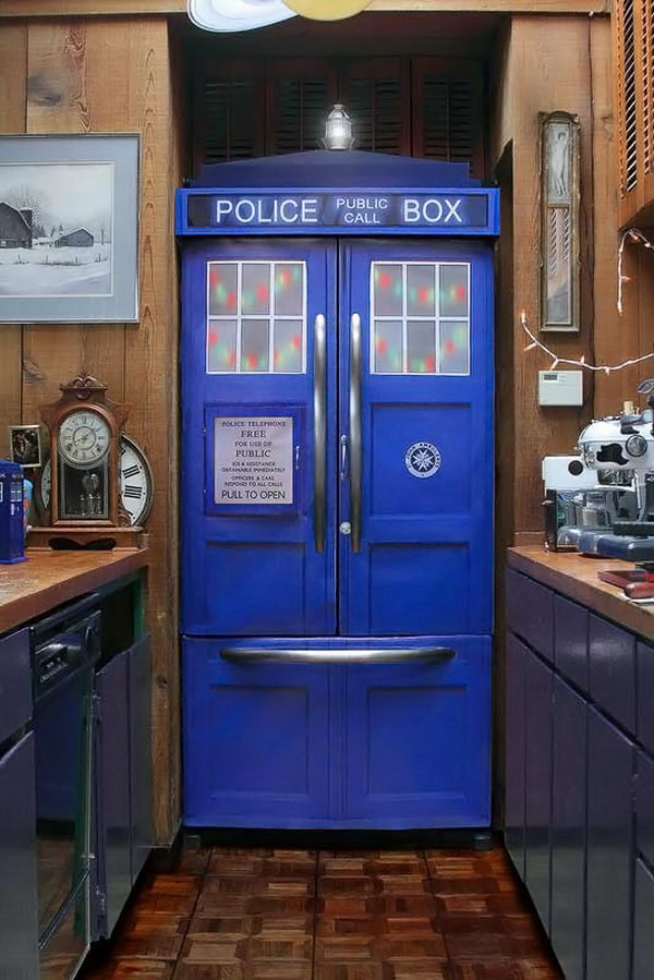 5 doctor who tardis - Doctor Who or TARDIS Designs and Ideas