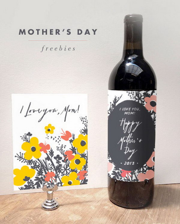 2 diy gifts for mom - Creative DIY Gifts for Mom