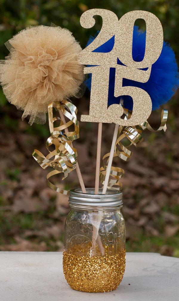 24 graduation party decoration ideas - 25 DIY Graduation Party Decoration Ideas