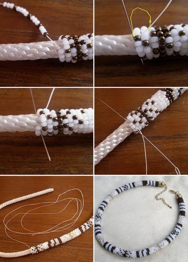 9 rope crafts - 25 DIY Rope Craft Ideas