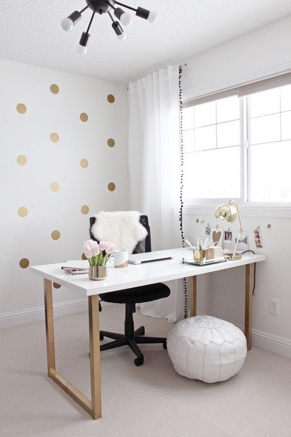 14 ikea desk hacks - 20+ Cool and Budget IKEA Desk Hacks