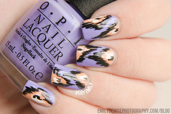 23 purple nail art designs - 30+ Trendy Purple Nail Art Designs You Have to See