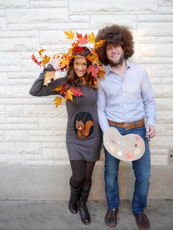 13 couple costume ideas - Stylish Couple Costume Ideas