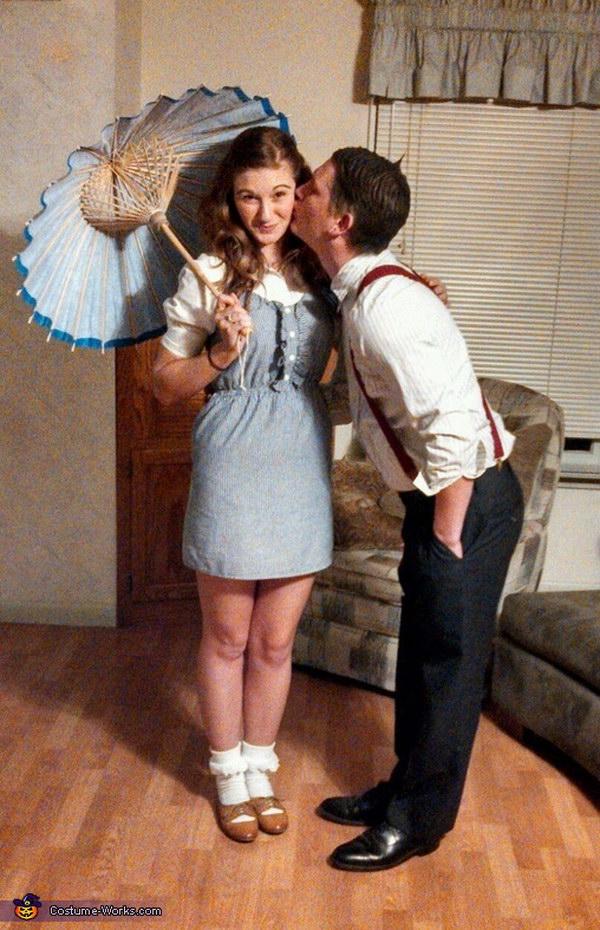 4 couple costume ideas - Stylish Couple Costume Ideas