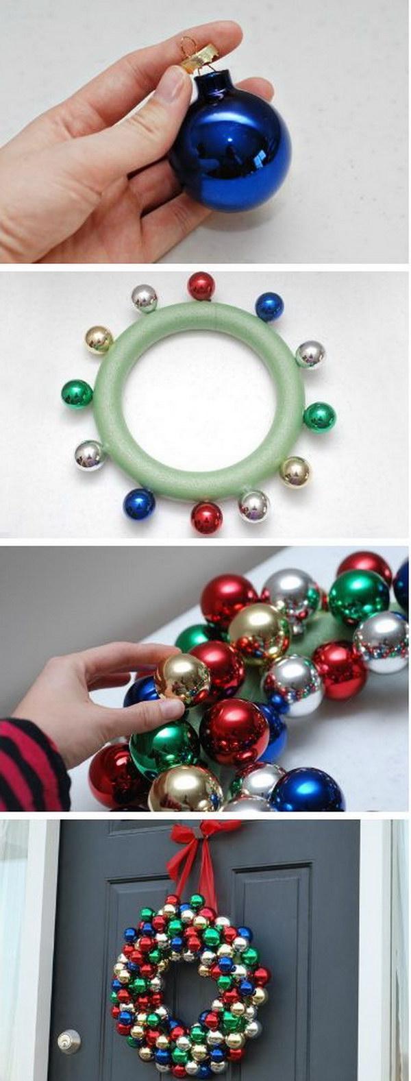 25 DIY Ideas Amp Tutorials For Christmas Decoration