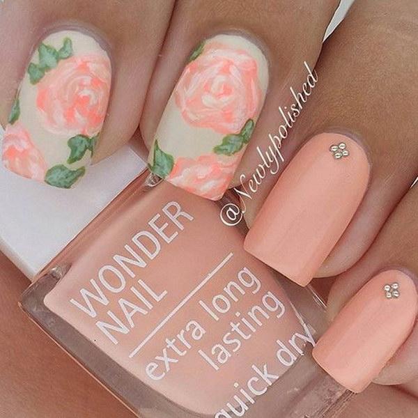 48 matte nail designs - 60 Pretty Matte Nail Designs
