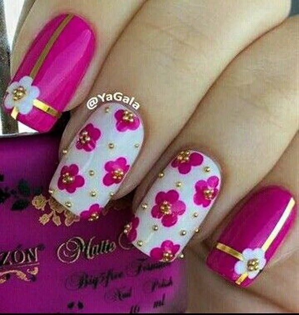 Nail Art Design Spring 2016 For Young S 1