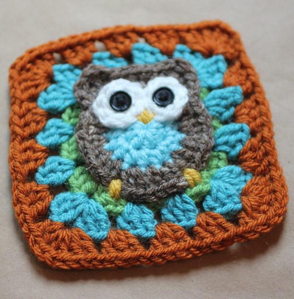 Pillows Cute Pattern Crochet