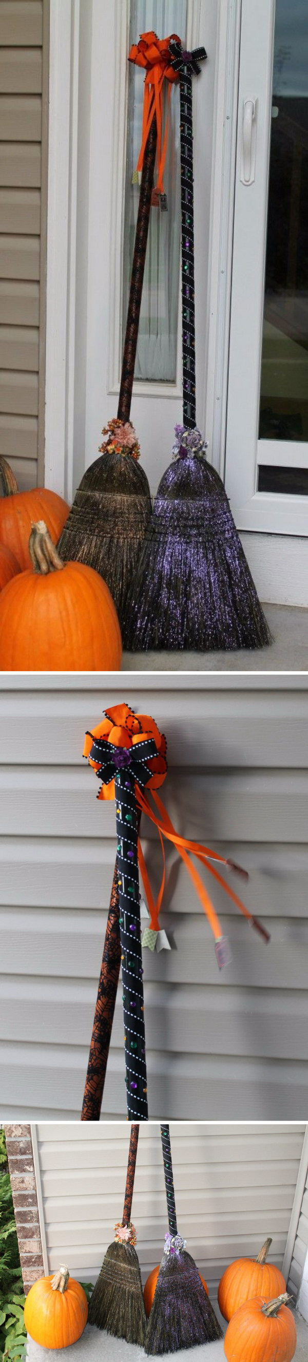 11 dollar store crafts for halloween - 30 Dollar Store DIY Projects for Halloween