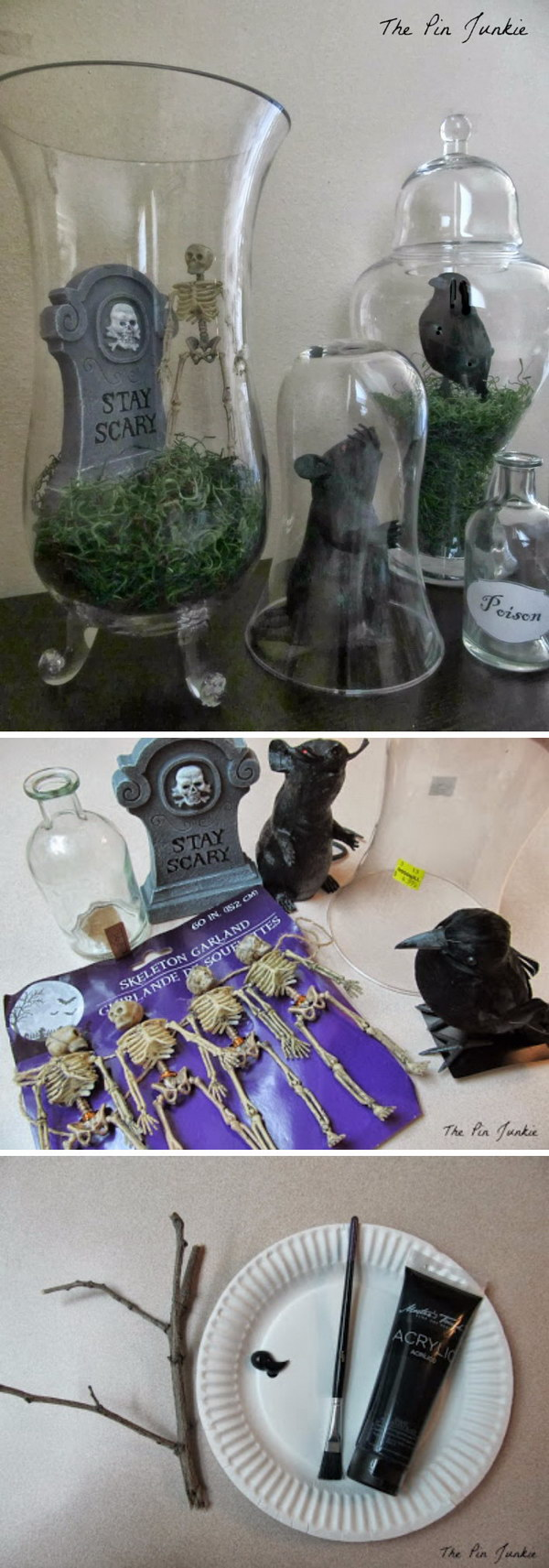 9 dollar store crafts for halloween - 30 Dollar Store DIY Projects for Halloween