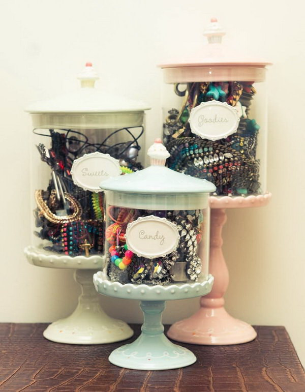 14 dollar store organizing ideas - Cool Dollar Store Organizing & Storage Ideas