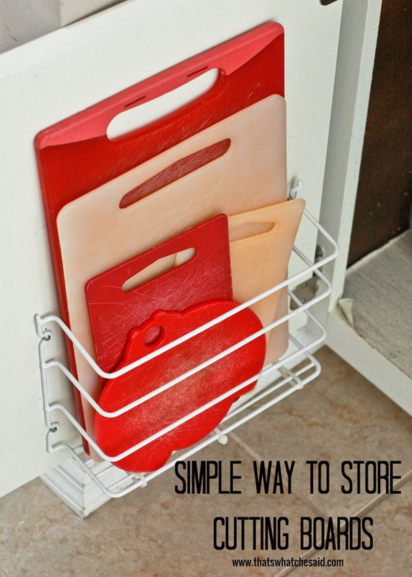 4 dollar store organizing ideas - Cool Dollar Store Organizing & Storage Ideas