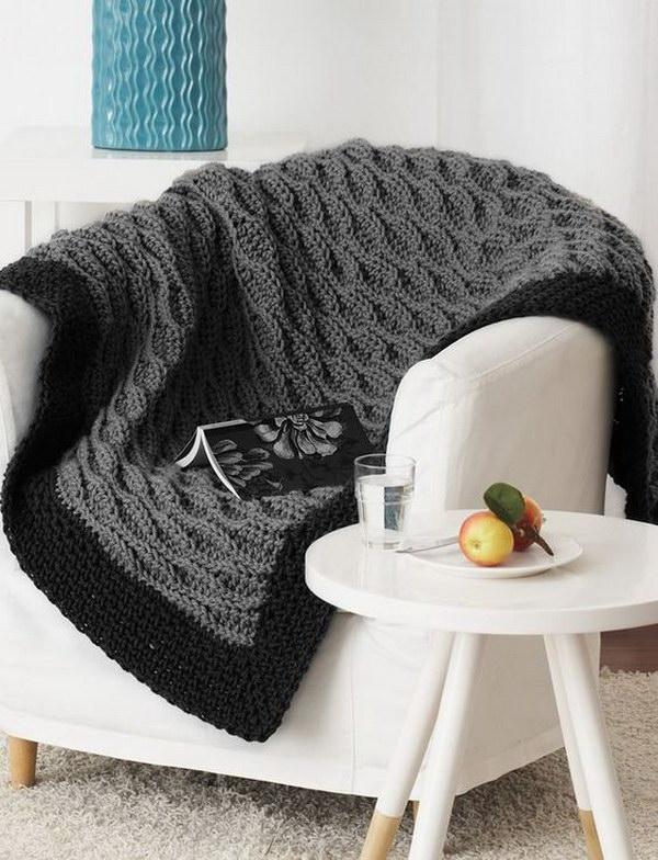 Easy Baby Afghan Crochet Patterns