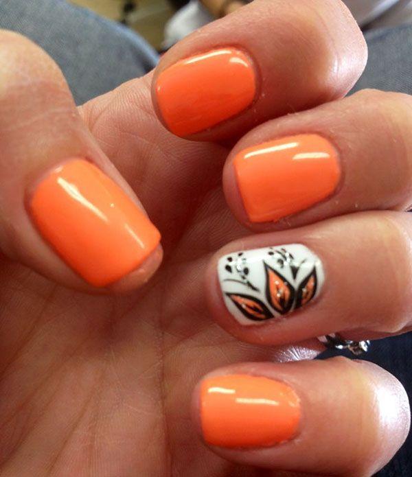 11 fall nail art designs - Fall Nail Art Designs