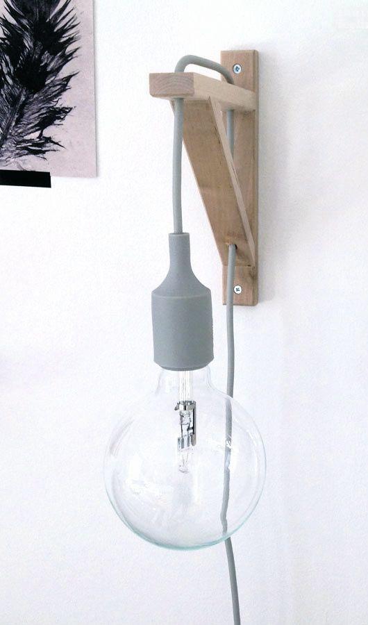 13 lamp ideas diy - 20 Easy DIY Lamp Ideas for Home Decor