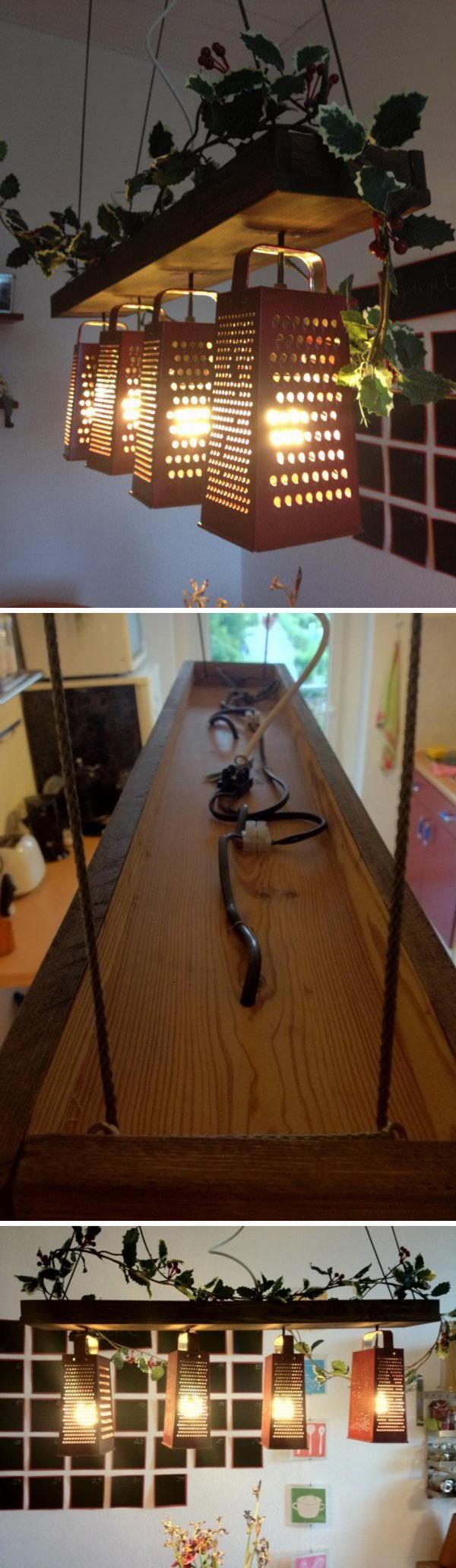 14 lamp ideas diy - 20 Easy DIY Lamp Ideas for Home Decor