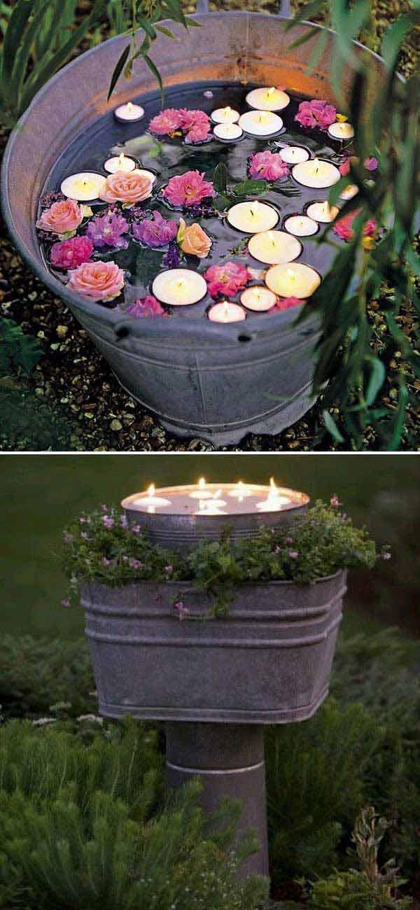 10 backyard lighting diy ideas - 20+ DIY Backyard Lighting Ideas