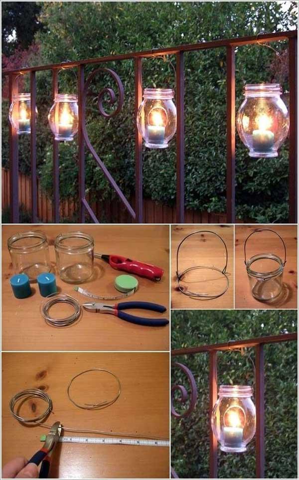 11 backyard lighting diy ideas - 20+ DIY Backyard Lighting Ideas