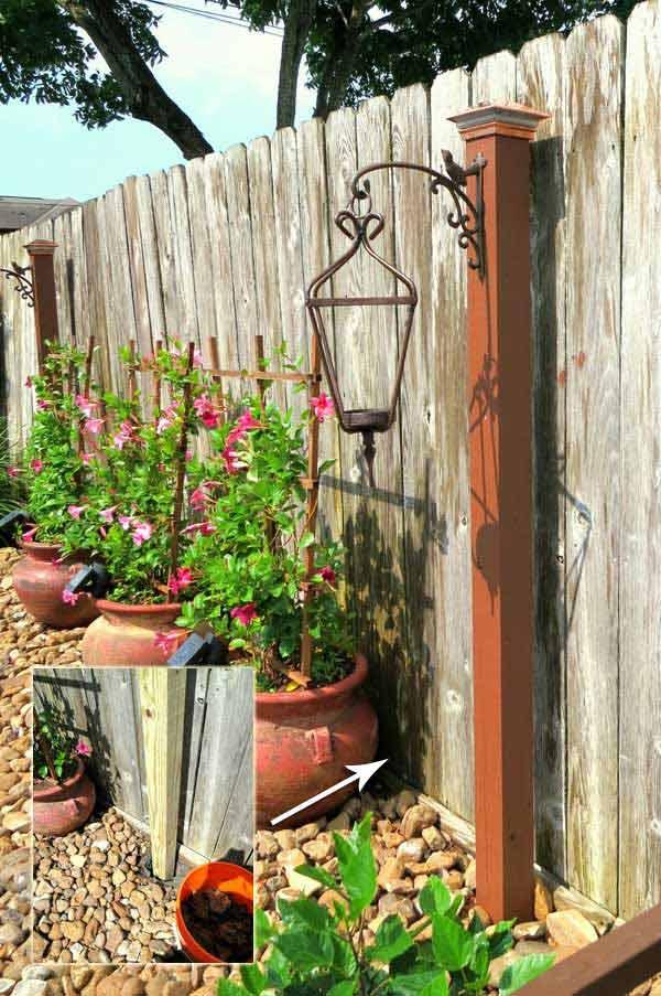 17 backyard lighting diy ideas - 20+ DIY Backyard Lighting Ideas